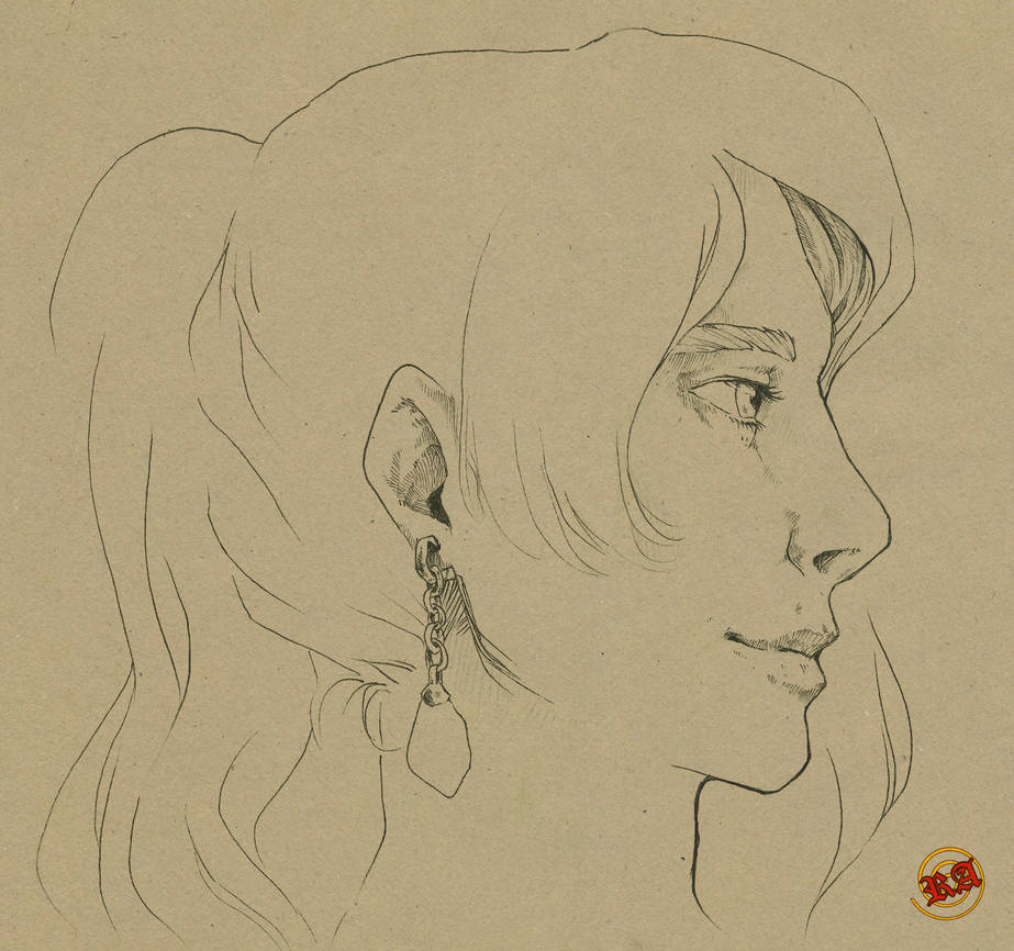 Saire Line Art by LuKe-Productions