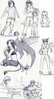 Digimon Savers Thought 12 by splashgottaito