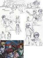 Digimon Savers Thought 27 by splashgottaito