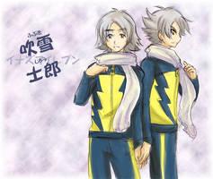 I11 - Fubuki Shirou by splashgottaito