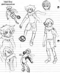 I11 - Fubuki Doodles by splashgottaito