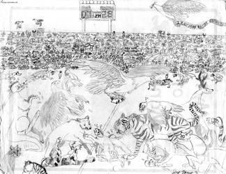 Animal Football Frenzy by splashgottaito