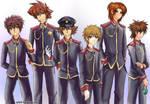 Digimon Xros Over - Inazuma by splashgottaito