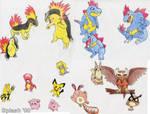 Pokemon leftovers Page 1 by splashgottaito