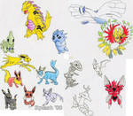 Pokemon leftovers Page 2 by splashgottaito