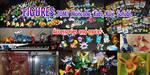 Splash's Pokemon Sales Figures section header by splashgottaito