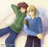 Taichi and Yamato 2006 by splashgottaito