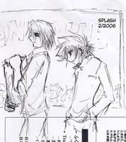 Taito - Errands by splashgottaito