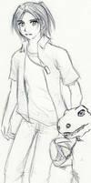 Digimon Savers - Masaru UKE'd by splashgottaito