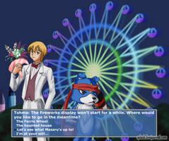 Digimon Savers - Tohma Date by splashgottaito