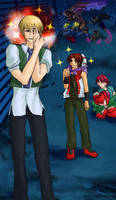 Digimon Savers 37 by splashgottaito