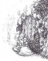 The Garden Door by EpicMyst