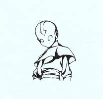 Aang is angry... by EpicMyst