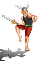 Asterix by xelanelho