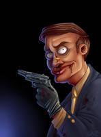 Mr Agent by xelanelho