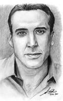 Nicolas Cage by xelanelho