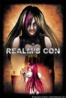 RealmsCon 2010 Cover Guide by dragonmun