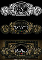 Tabacu Cigars Logo by dragonmun