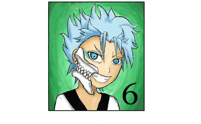 Grimmjow by ashums000