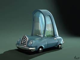 Fantasy Car by alireza0nasr
