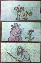 Disney Lunch Bags by TLK4EVR