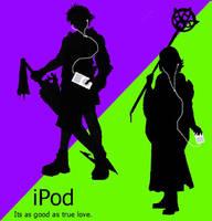 Final Fantasy iPod Ad by jesska1