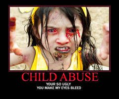 CHILD ABUSE by princesspoopiedoo