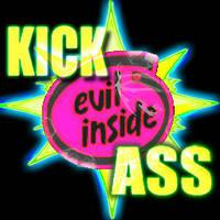 KICK ASS by princesspoopiedoo