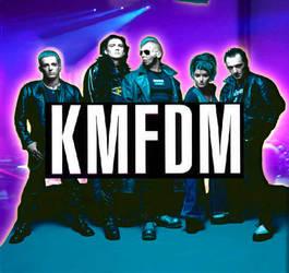KMFDM by princesspoopiedoo