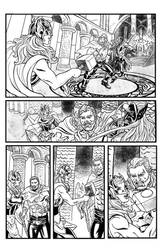 Sequential art sample part1 by Jake-Sumbing