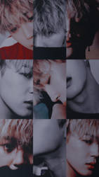 Jimin Wallpaper for iPhone 7 by Purplairy