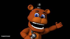 Adventure Freddy Fazbear (SFM) by TheSitciXD