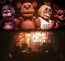 Five Nights at Freddy's - Poster by TheSitciXD