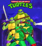 Ninja Turtles by Mawnbak