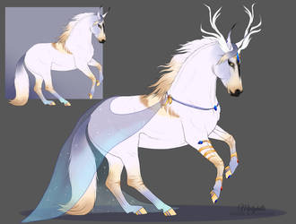 Design commission for endevi by Scutterland