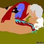 Dante X Nero - A Tribute To Balvarin - Version 1 by Utopya6