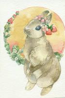 Spring Postcard by Browniechoco112