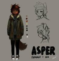 Asper Ref Sheet 2018 by Panzery25