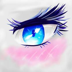 Peppermint Eye -- DIGITAL by PepperScratch