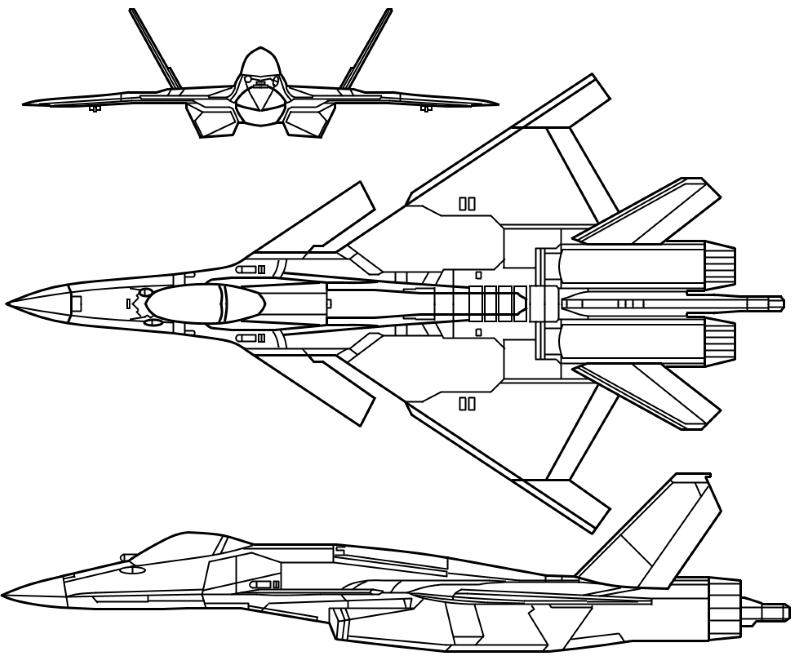 Jian 25 3 0 Fighter Jet By Jflores27 On Deviantart