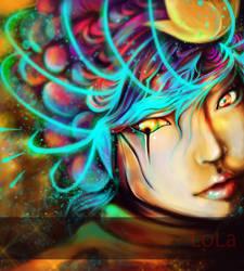 Fall by LoLaQ2014