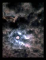 By the Sky by Redandwhite