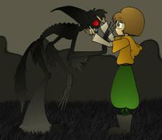 I am not afraid of you by Maramasama