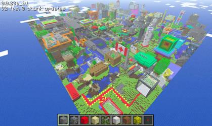 Minecraft - Server 060809 - 1 by Nova225