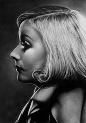 Greta Garbo by Timeless-Faces