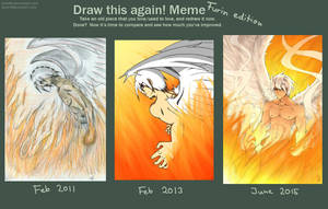 Draw this again - Furin by Furin94