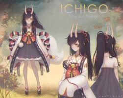 [CM] Adopt Ichigo Ref by AstroCat-sama