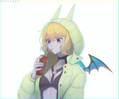 [Stream 2] Bloody Vampire! by AstroCat-sama