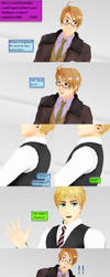 MMD America meets new England Comic by animeArtluvr469