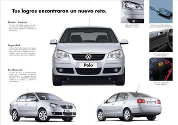 VW Polo brochure int by hotpixel69